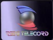 Rede Telecord break bumper - 1994