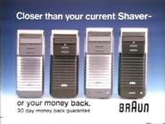 Braun System 123 AS TVC 1986