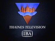 Thaines IBA slide 1989