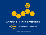 Challien Channel 4 endcap 1980