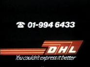 DHL AS TVC 1982