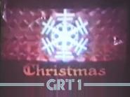 GRT1 Christmas ID 1976
