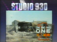 TBG Pearl The Big Red One promo 1986