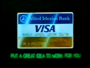 Allied Irlesian Bank Visa TVC 1980 AS