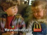 McDonald's TVC 1994