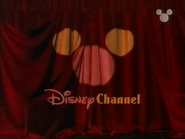 Disney Channel ID - Spotlights (1999)
