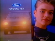 Ford PS TVC 1988