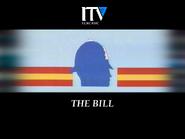 ITV Eurcasic slide - The Bill - 1992