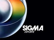Sigma Esporte sign off slide 1986