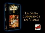 Star Wars The Phantom Menace VHS TVC 2000
