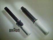 Braun Independent AS TVC 1984