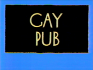 C Plus ad id - La Nuit Gay - 1995