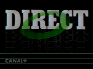 Canal Plus bumper - Direct - 1987