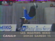 Canal Plus promo - Les Masters Miko - 1995