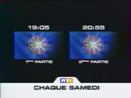 MV1 promo - Qui Veut Gagner Des Millions - 2000 - 2