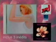 NRJ Madonna TVC 1996