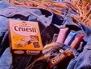 Quaker Cruesli TVC 1989 (2)