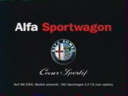Alfa Romeo Sportwagon RL TVC 2000