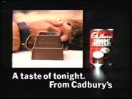 Cadburys Drinking Chocolate AS TVC 1985