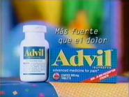 Advil URA TV Spanish 2000