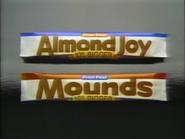 Almond Joy and Mounds TVC - 3-25-1987