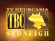 TV Neurcasia TBC Sydneigh ID 1989