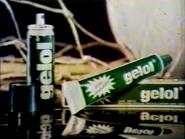 Telecord Gelol sponsor 1983