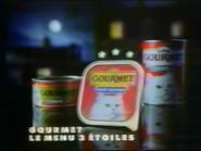 Gourmet cat food RLN TVC 1991