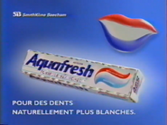 Aquafresh RL TVC 1998