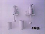 Braun Hand Blender AS TVC 1985