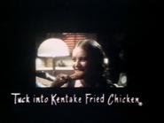 KFC AS TVC 1979