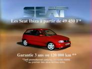 Seat Ibiza RL TVC 1998