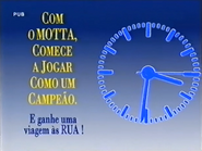 TN1 clock - MottaCard - 1993 - 1