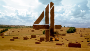 Channel 4 ID - Hay - 2004