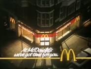 McDonald's AS TVC 1984