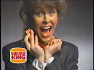 Burger King TVC 1986