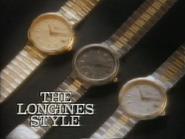 Longines GH TVC 1985