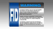 Omega FID screen - DVD - 1997