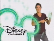 Disney Channel ID - David Henrie (2008)