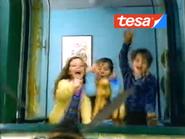 TN1 sponsorship billboard - Tesa - 1999