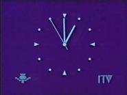 1993 STV clock