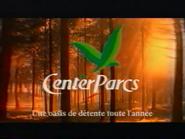 Canal Plus - CenterParcs sponsor - 1998