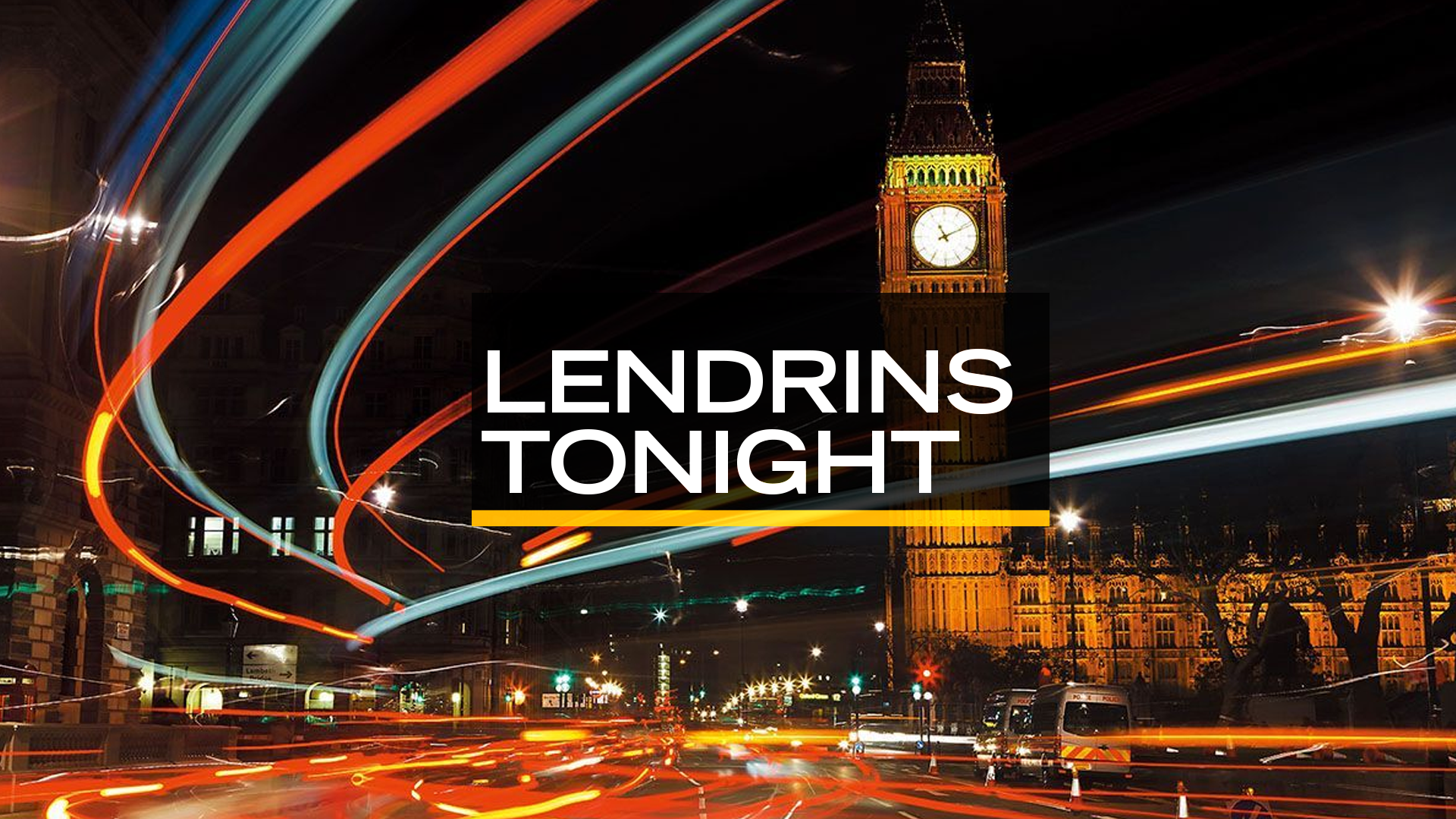 Lendrins Tonight