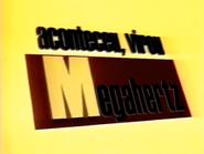 Megahertz magazine PS TVC 1990