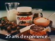 Nutella Roterlaine TVC 1989