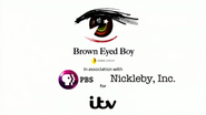 Brown Eyed Boy PBS Nickelby ITV endcap 2015