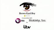 Brown Eyed Boy PBS Nickelby ITV endcap 2015