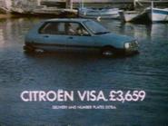 Citroen Visa AS TVC 1982