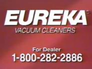 Eureka Vaccum Cleaners URA TVC 1995