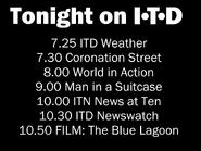 ITD lineup bumper 1967